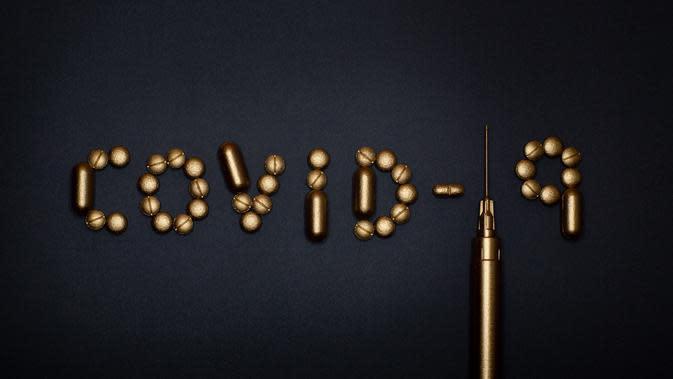 Ilustrasi Covid-19 Credit: pexels.com/MiguelAPadrian