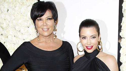 Kris Jenner: Kim's Baby Girl Is 'Beautiful'