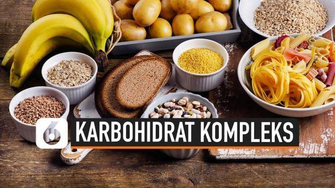 VIDEO: Karbohidrat Kompleks yang Baik Dikonsumsi Selama Ramadan