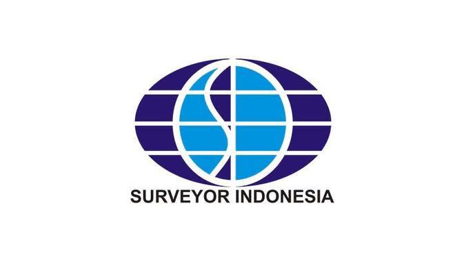 Logo PT Surveyor Indonesia (Persero).