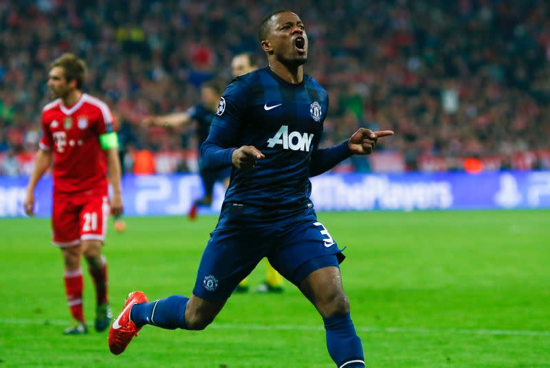 Evra slams Manchester United over approach to recruiting players