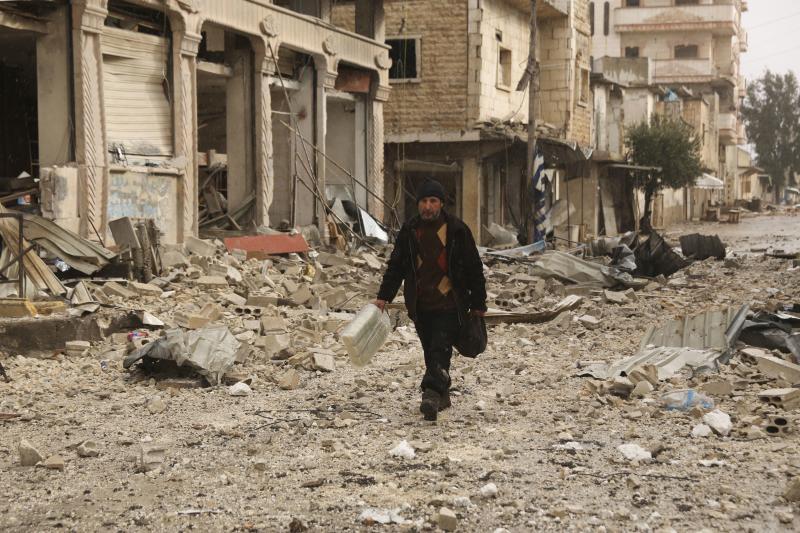 Militer Suriah bersumpah pertahankan upaya merebut daerah pemberontak