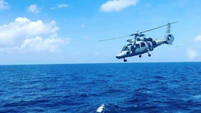 Kapal Perang TNI KRI RE Martadinata Rusak Diserang di Laut Surabaya