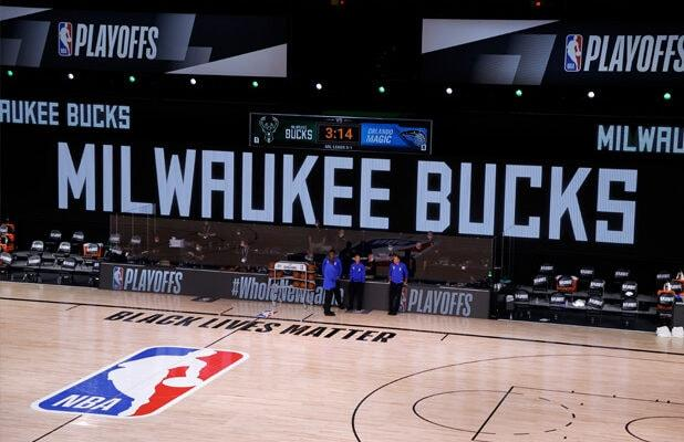 NBA Postpones Thursday Games, 'Hopeful' to Resume Playoffs This Weekend
