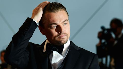 Leonardo DiCaprio Space Voyage Auctioned for $1.5 Million at AIDS Benefit