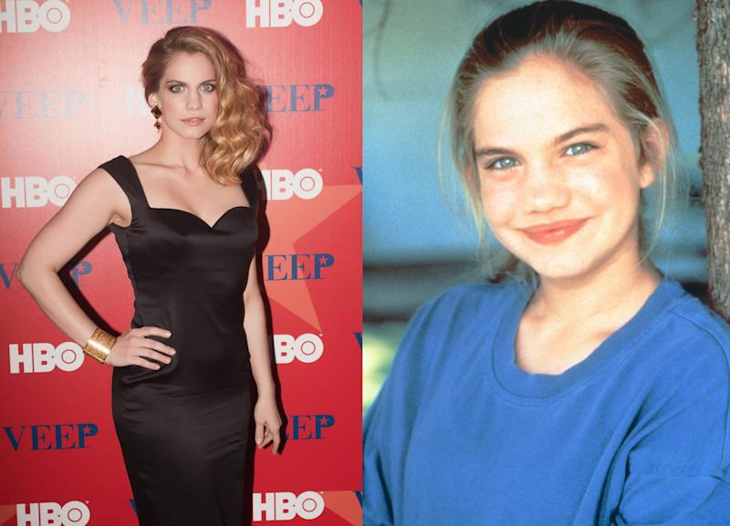 5 Things You Don't Know About 'Veep's' Anna Chlumsky
