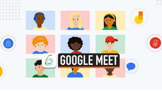 VIDEO: Hore, Layanan Google Meet Gratis Diperpanjang hingga Maret 2021