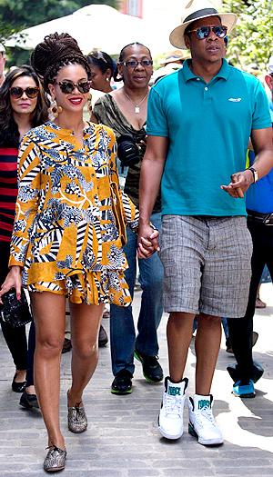 Beyonce and Jay-Z's Anniversary Trip to Cuba Under Investigation
