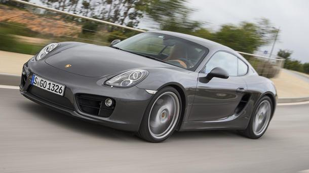 2014 Porsche Cayman moves to the pole: Motoramic Drives