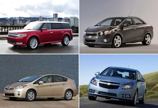 Cars with the most brand-loyal buyers
