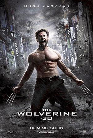 Wolverine Takes Japan: New Posters And Photos From 'The Wolverine'