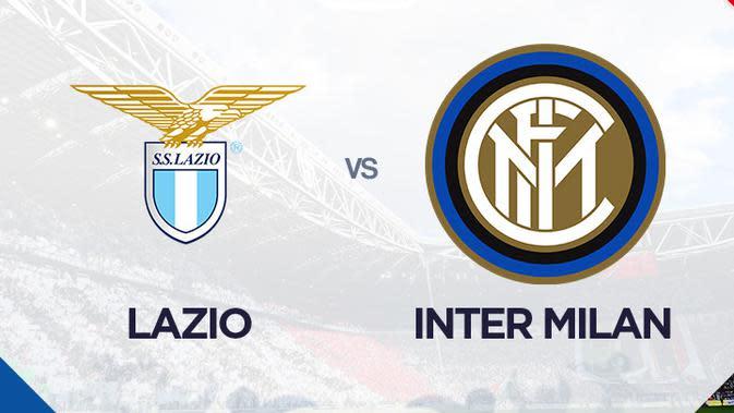 Hasil Liga Italia: Diwarnai 2 Kartu Merah, Lazio Bermain Imbang Kontra Inter Milan