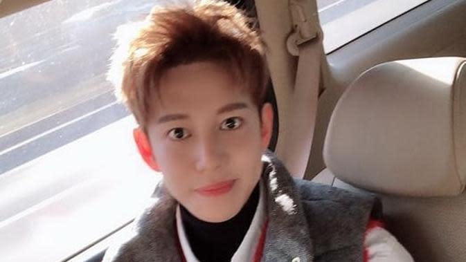 Park Kyung Block B (Instagram/ qkrrud78)
