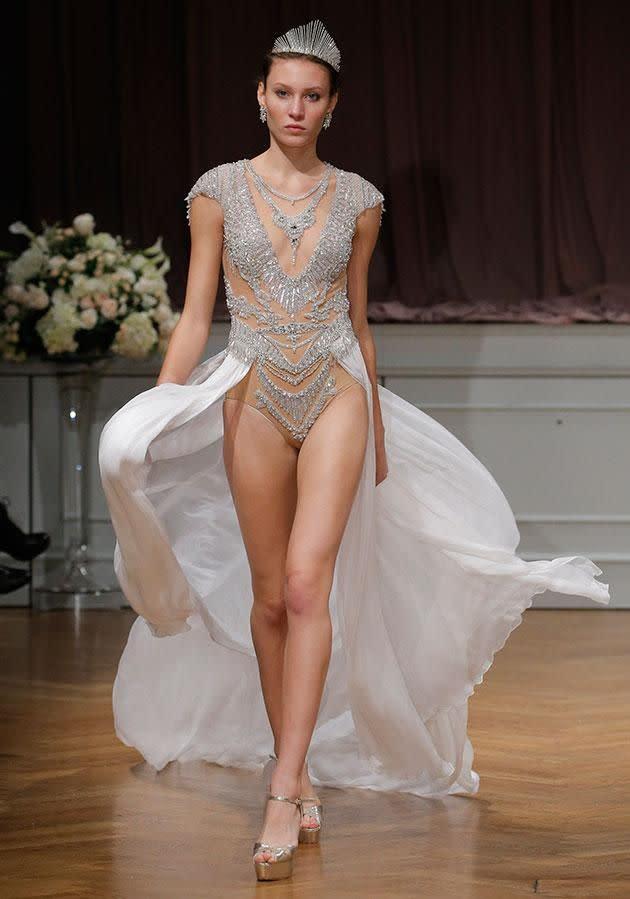 Revealing Wedding Dresses 6