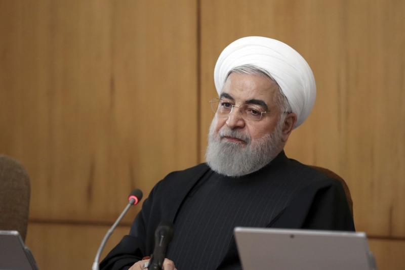 Video: Teror 20 detik di antara rudal dalam kecelakaan di Iran