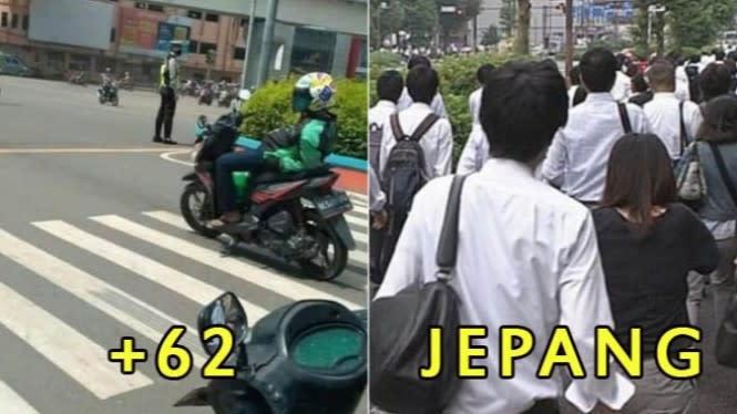 8 Aturan di Jepang yang Mustahil Dipahami Orang Indonesia