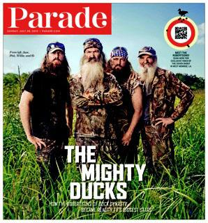 Phil Robertson on Leaving 'Duck Dynasty': 'It'll Go on Without Me'
