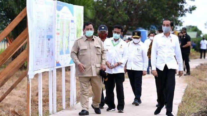 Mau Didemo Mahasiswa, Besok Jokowi Cek Food Estate di Kalteng