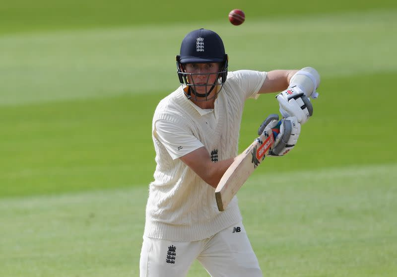 England's Crawley, Buttler, Anderson heap misery on Pakistan