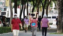 疫情指揮中心研議下波運動不用戴口罩,你覺得是否合適?