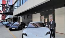 Porsche Taycan 純電跑車試駕 貼背加速 更好操控
