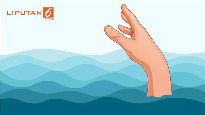 Remaja di Bekasi Tewas Terseret Arus Sungai Citarum