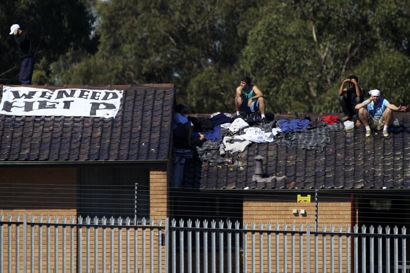 Australia US Refugees