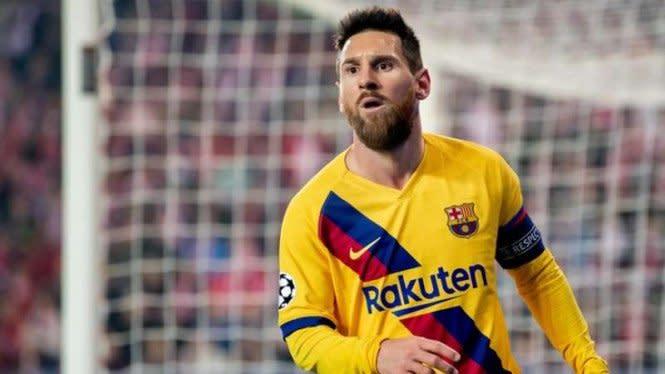 Uang Bukan Jadi Alasan Lionel Messi Bertahan di Barcelona