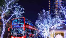 敞篷車逛聖誕街景!紐約曼哈頓巡禮聖誕饗宴