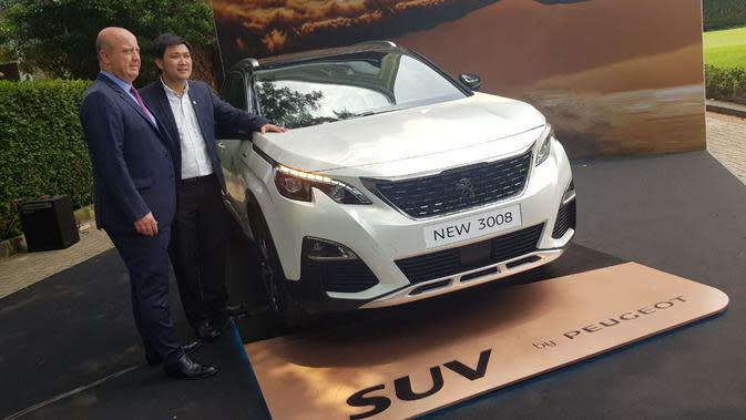 Perluas Pasar, Peugeot Andalkan 3 Model Berstatus Mobil Terbaik
