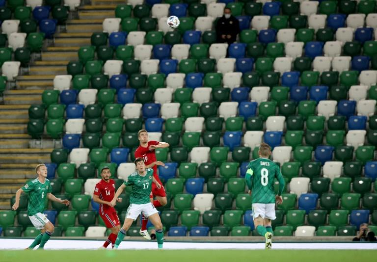 Northern Ireland open gates to 600 fans for Austria clash