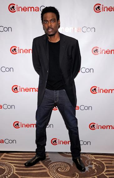 CinemaCon 2012 - Day 1