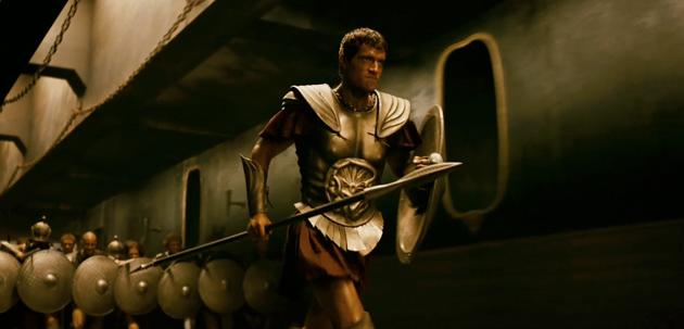 REVIEW: 'Immortals.' It's Quite Impressive How Many Crunches the Gods Did.