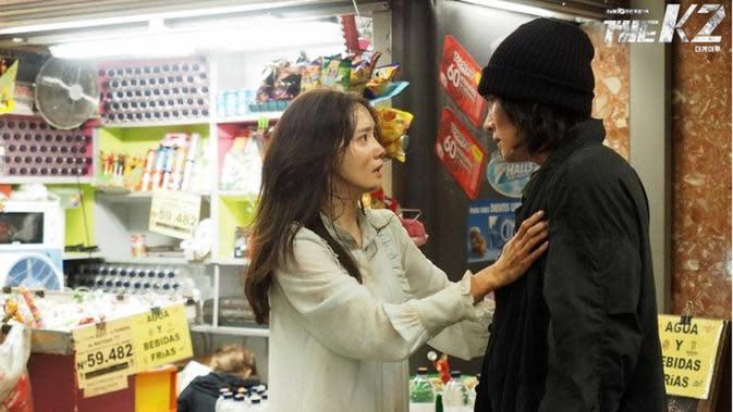 The K2 (tvN via Soompi)