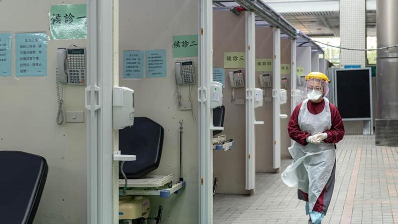部桃居家隔離擴大5千人,感染源不明,你對疫情發展會不會擔心?