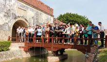 重現歷史現場 左營護城河重新通水
