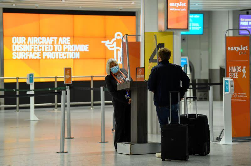 Britain's coronavirus quarantine rules end for many destinations