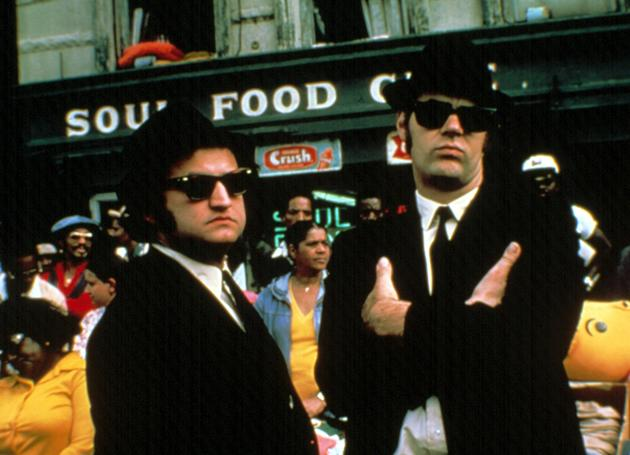 "Blues Brothers ""had cocaine budget"""