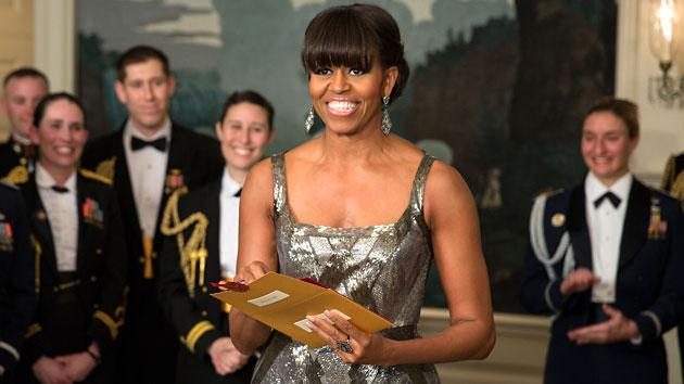 Michelle Obama responds to critics of her Oscars appearance