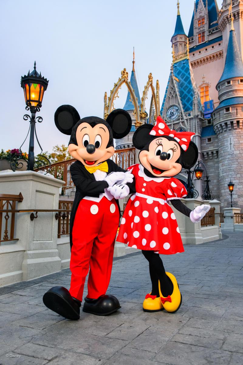 Experience the joy of Magic Kingdom. [Photo: Disney]