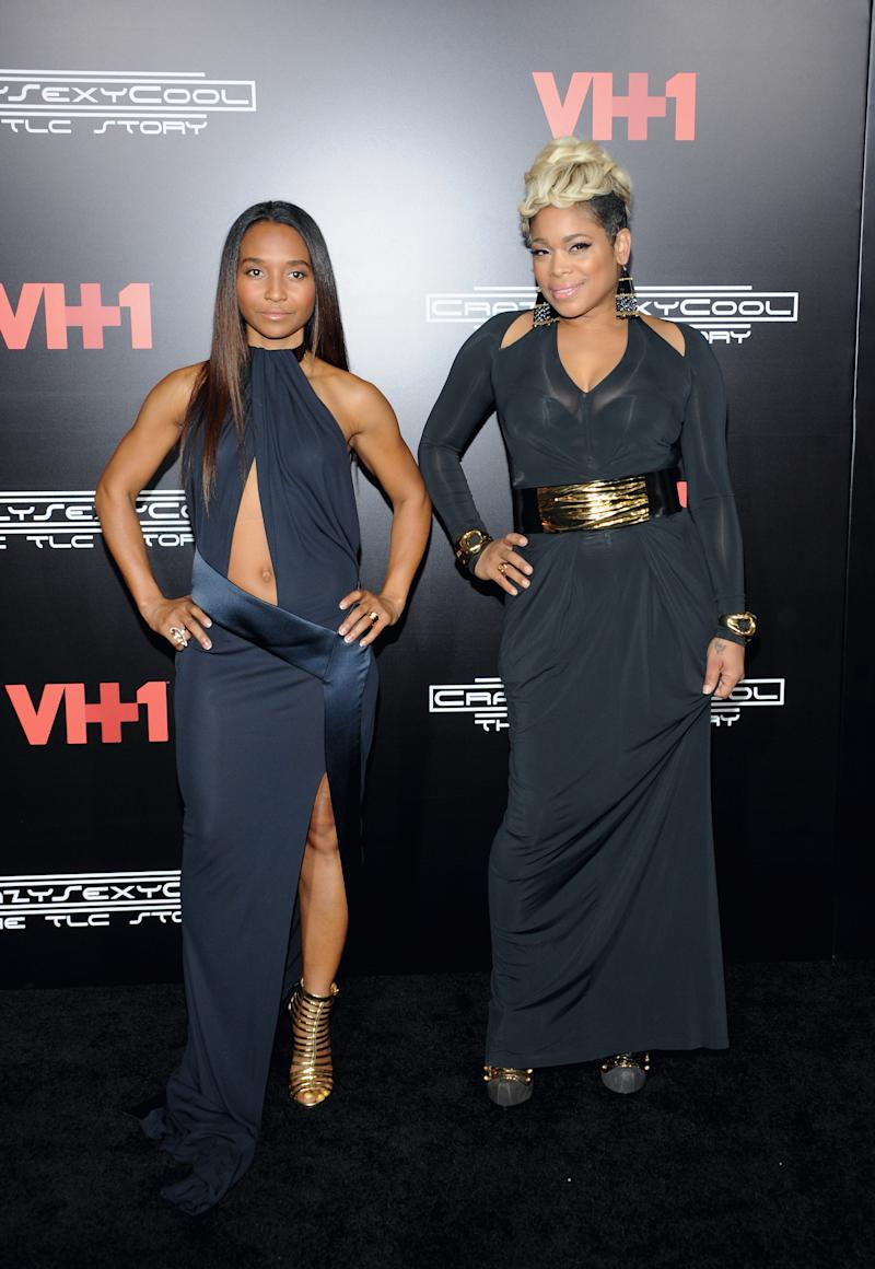 What Prompted TLC to Lose Their 'CrazySexyCool' in VH1 Biopic?