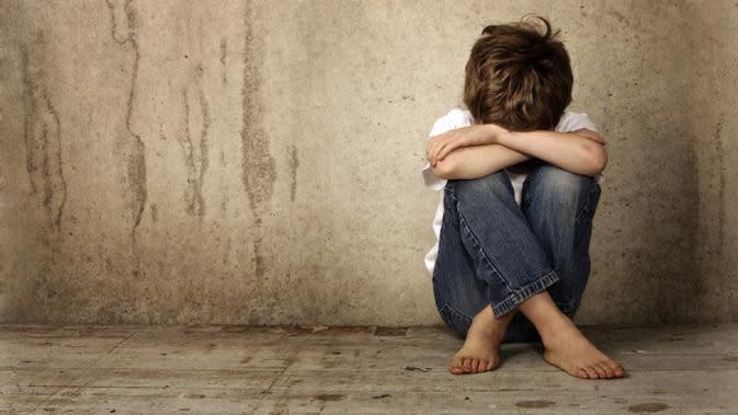Ilustrasi korban pelecehan seksual pada anak. Sumber: Istimewa