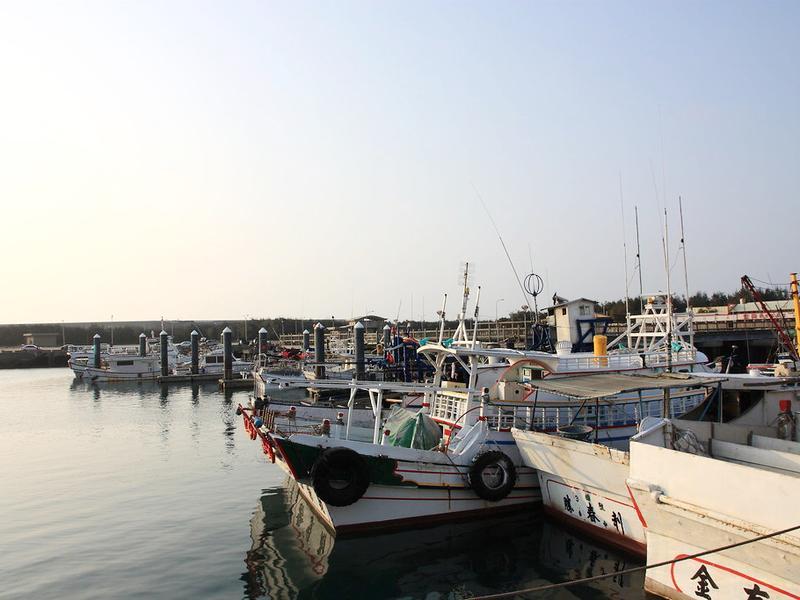 最佳人氣獎:台中市梧棲漁港