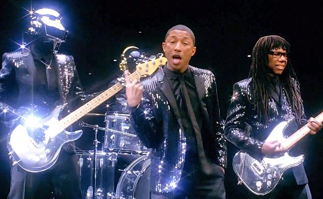 "Pharrell Williams on Daft Punk Collaboration: ""It's From a Different Dimension"""
