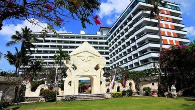 Grand Inna Bali Beach, salah satu grup PT Hotel Indonesia Natour (Persero). (dok.Instagram @innahotels/https://www.instagram.com/p/Bl7nmZ_F8fh/Henry