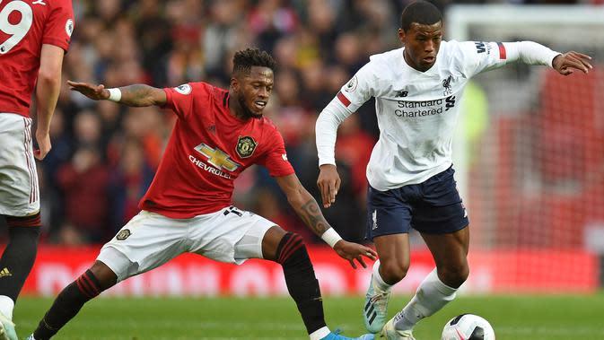 Jadwal Siaran Langsung Liverpool vs Man Utd di TVRI Malam Ini