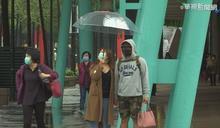 東北風影響 北台灣濕冷到下週一