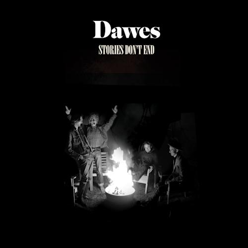 "This CD cover image released by Hub shows ""Stories Don't End,"" by Dawes. (AP Photo/Hub)"