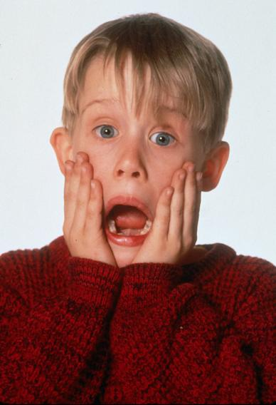 """Home Alone"" on ABC Family Saturday, 11/24 at 8pm"