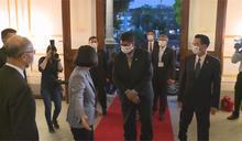 蔡總統宴請帛琉訪團 惠恕仁讚台北賓館漂亮